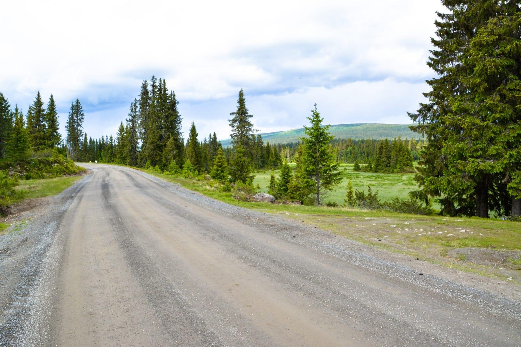 Ringsaker Fjellveier i Åstdalen