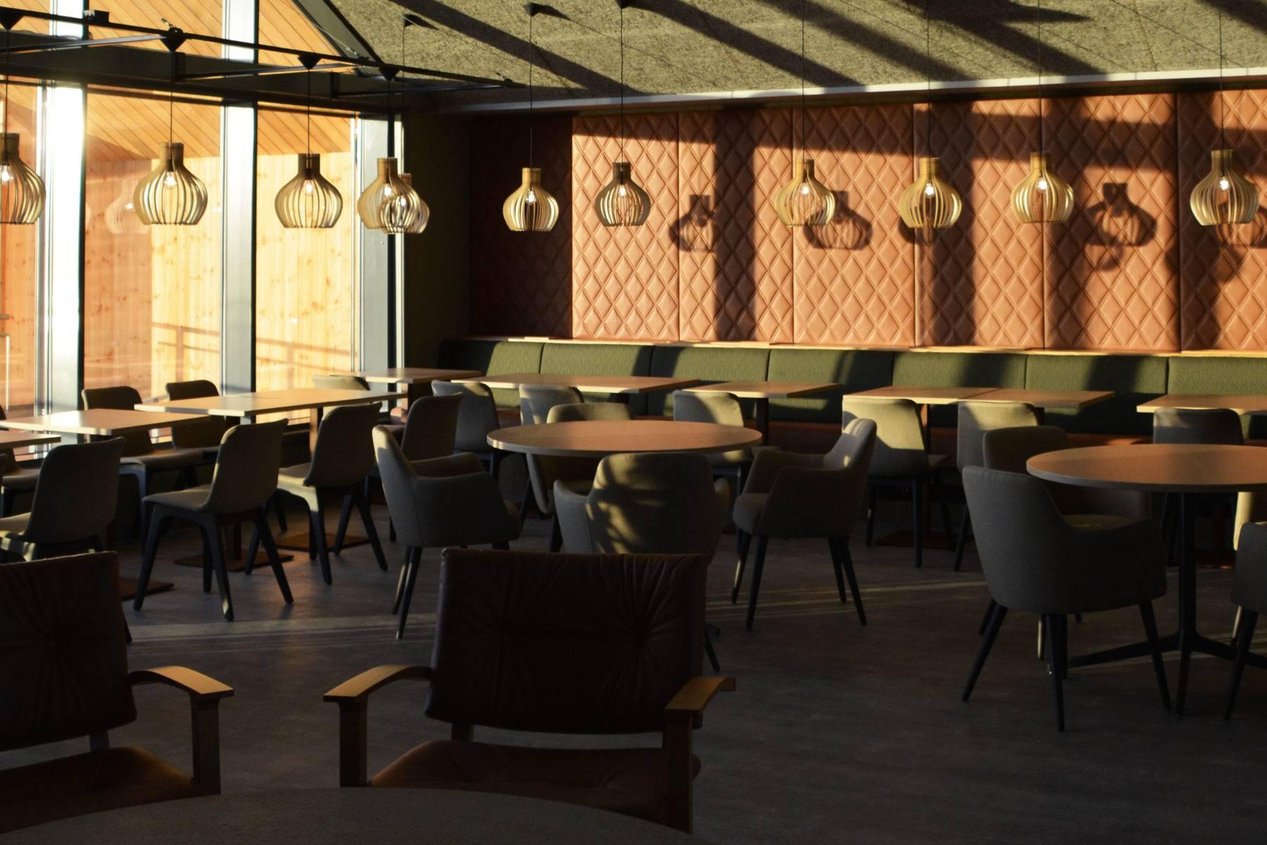 Ny restaurant på Graaten