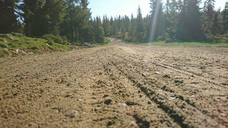 Ringsaker Fjellveier sommer